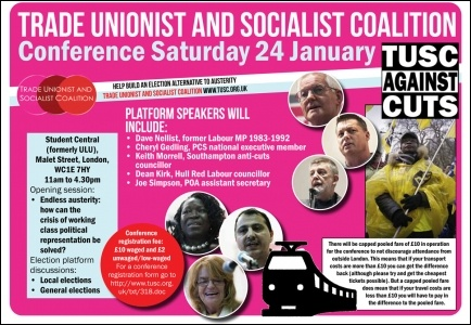 TUSC conference 2015