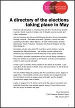 2017 Elections Directory